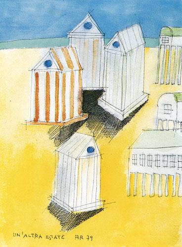 Armadio cabina dell elba fondazione aldo rossi for Cabine dell isola di buggs