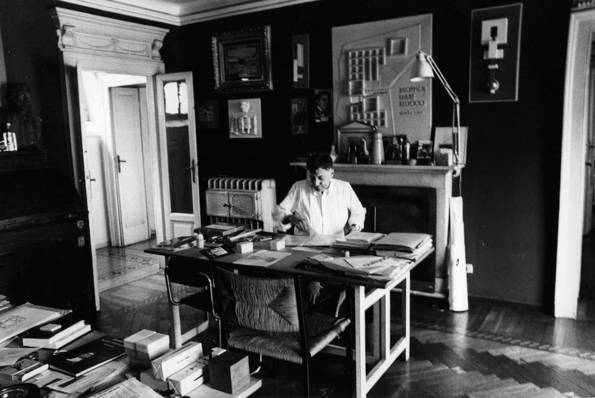 Biografia Fondazione Aldo Rossi